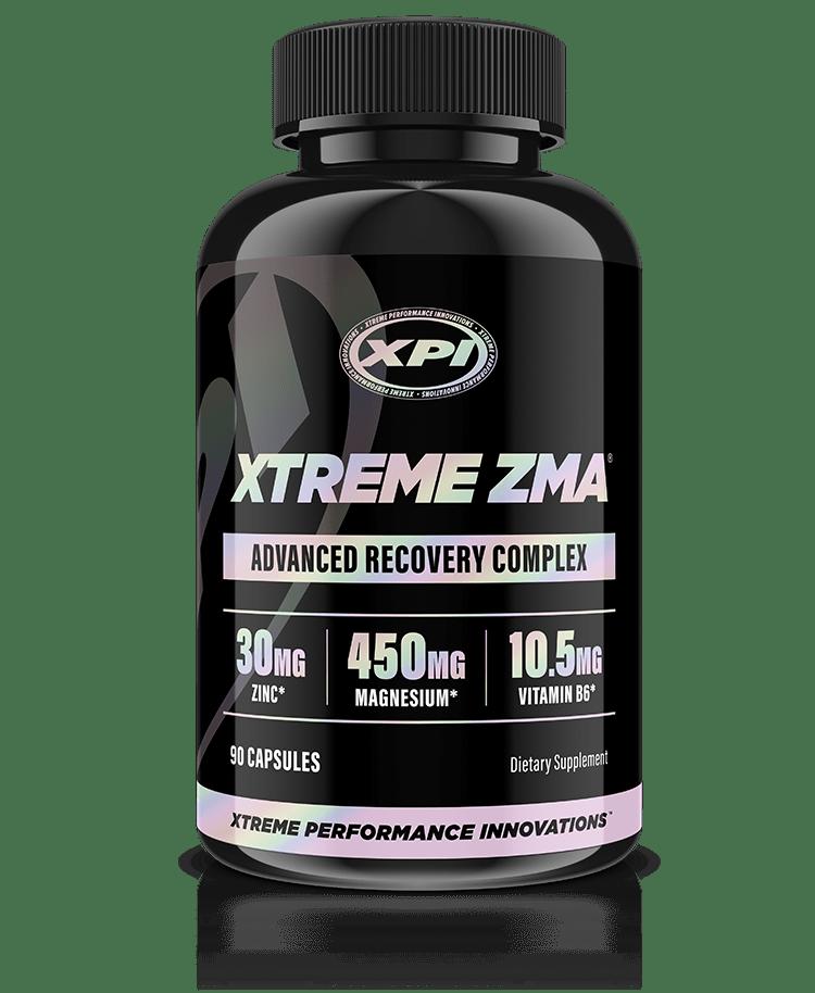 Xtreme ZMA | Premium ZMA Formula | XPI Supplements